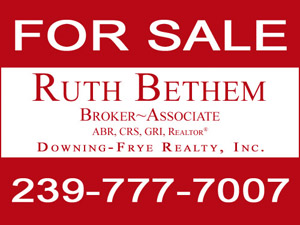 For Sale - Ruth Bethem