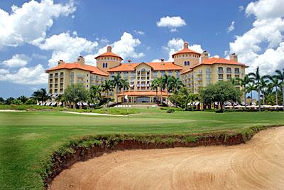 The ritz-carlton golf resort, Naples, Fl. Copyright Rick Bethem